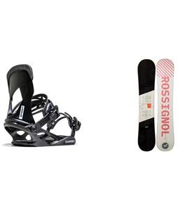 Rossignol District Snowboard Package