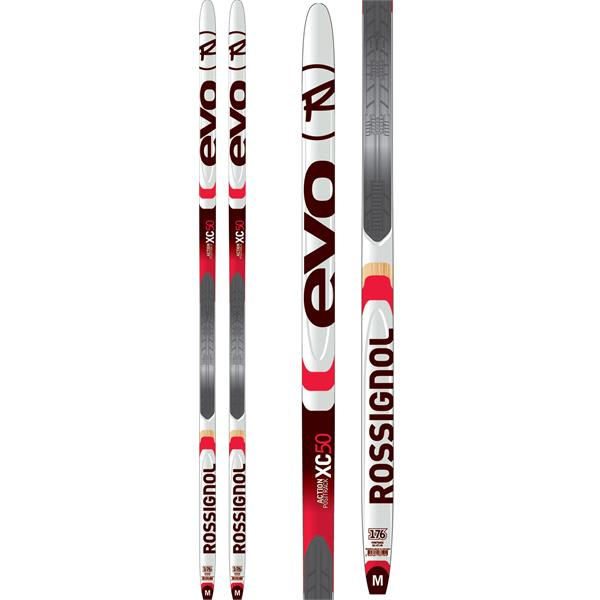 Rossignol Evo Action 50 Cross Country Skis with Bindings