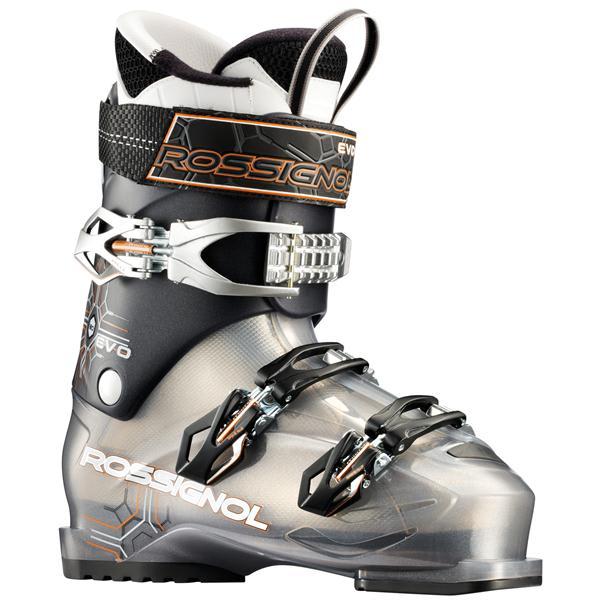 Rossignol Evo 80 Ski Boots Black Transparent U.S.A. & Canada