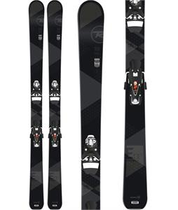 Rossignol Experience 100 TI Skis w/ Axial3 120 Bindings