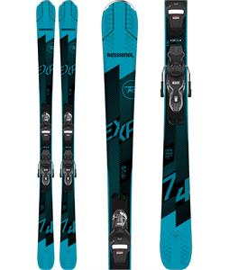 Rossignol Experience 74 Skis w/ Xpress 10 GW Bindings