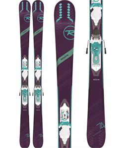 Rossignol Experience 74 Skis w/ Xpress 10 Bindings