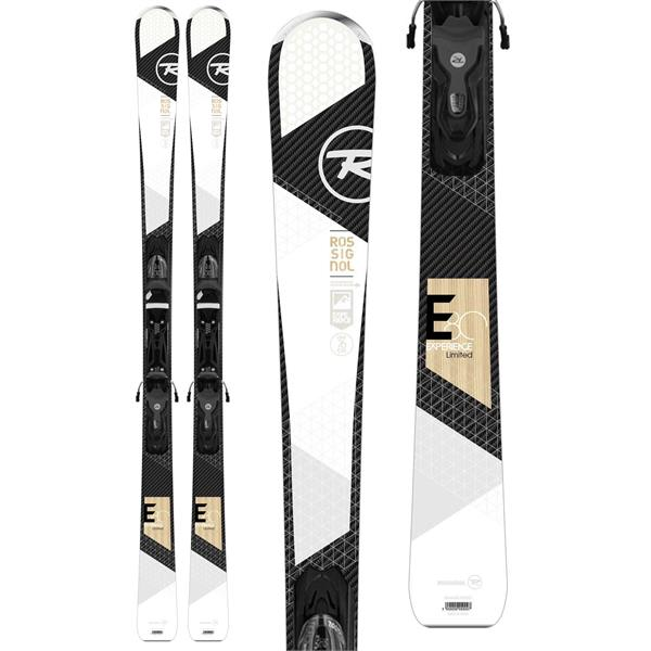 Rossignol Experience 80 Ltd Skis W/ Xelium 100 Bindings