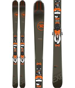 Rossignol Experience 88 Ti Skis w/ SPX 12 Konect Dual WTR Bindings