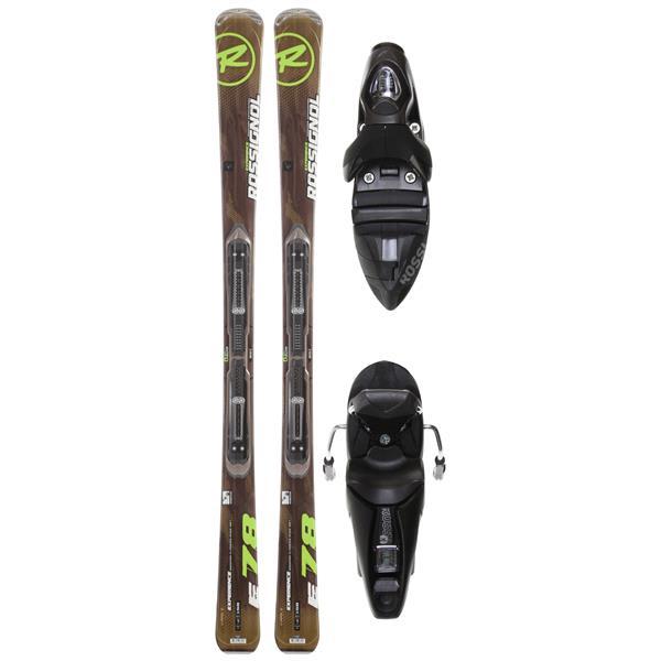 Rossignol Experience 78 Skis W / Axium 110L Tpi2 Bindings U.S.A. & Canada