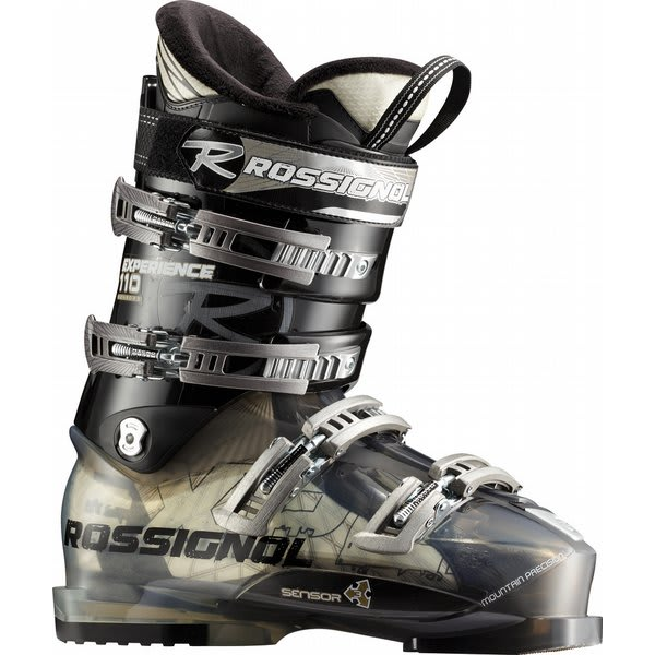 Rossignol Experience Sensor3 110 Ski Boots Transparent / Black U.S.A. & Canada