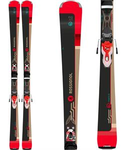 Rossignol Famous 6 Skis w/ Xpress 11 Bindings