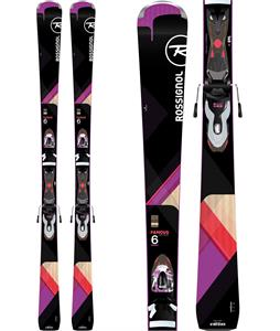 Rossignol Famous 6 Skis w/ XPress W 11 Bindings