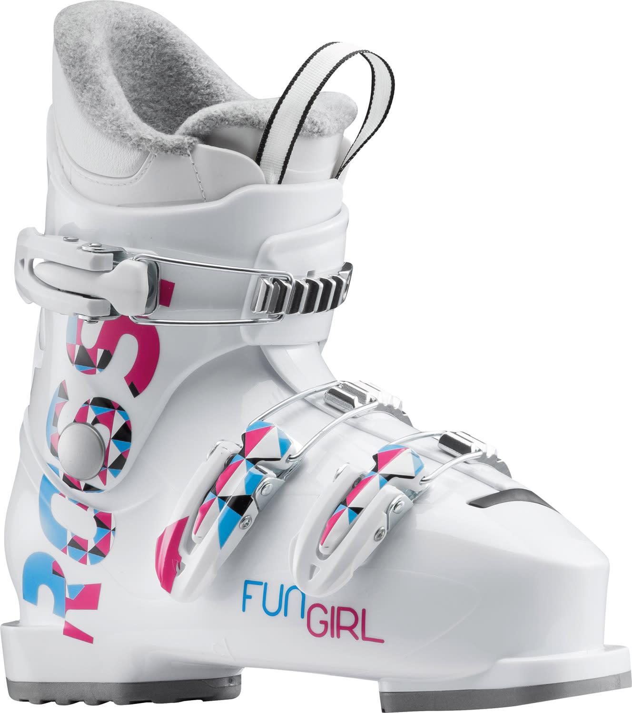 rossignol fun girl j3 ski boots girls 2018. Black Bedroom Furniture Sets. Home Design Ideas