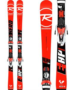 Rossignol Hero Elite HP Skis w/ Konect SPX 12 Dual WTR Bindings