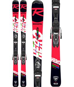 Rossignol Hero Jr Skis w/ Xpress 7 GW Bindings
