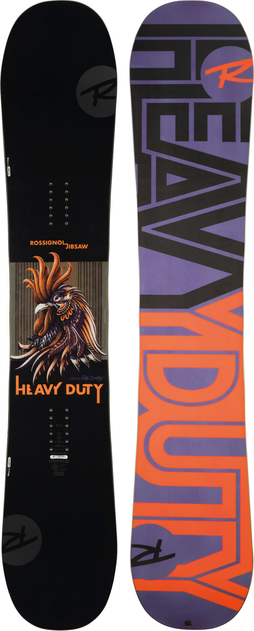 Image of Rossignol Jibsaw Heavy Duty Snowboard