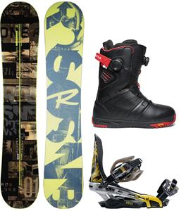Rossignol One LF Snowboard Package