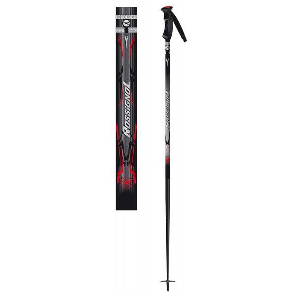 Rossignol Pursuit Ski Poles Black U.S.A. & Canada
