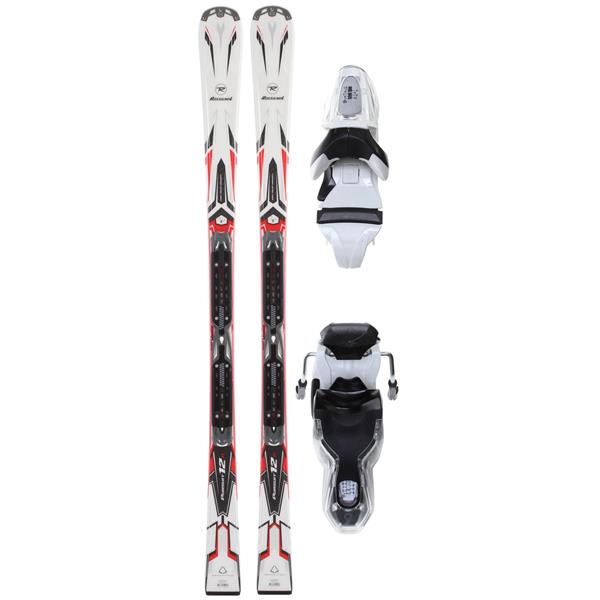 Rossignol Pursuit 12 Ti Skis 163 W / Ci6 Bindings U.S.A. & Canada