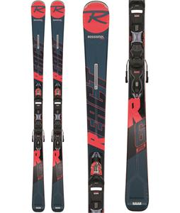 Rossignol React R6 Compact Skis w/ Xpress 11 GW Bindings