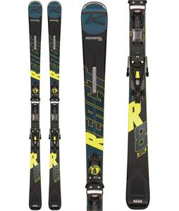 Rossignol React R8 HP Skis w/ NX 12 GW Bindings