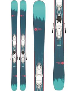 Rossignol Sassy 7 Skis w/ Xpress 10 Bindings