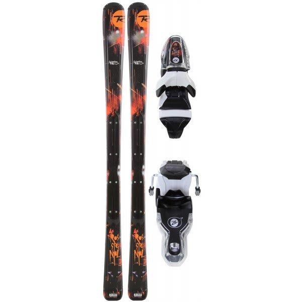 Rossignol Scimitar Jr Skis W / Xelium Jr 70S Black U.S.A. & Canada