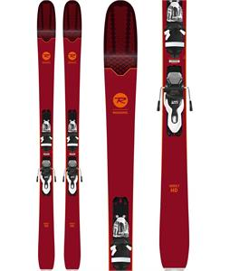 Rossignol Seek 7 HD Skis w/ Xpress 11 Bindings