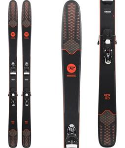Rossignol Sky 7 HD Skis w/ SPX 12 Dual WTR Bindings