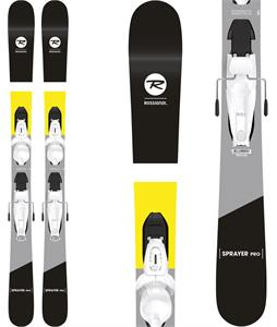 Rossignol Sprayer Pro Skis w/ X4 B76 Bindings