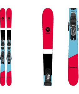 Rossignol Sprayer Skis w/ Xpress 10 GW Bindings