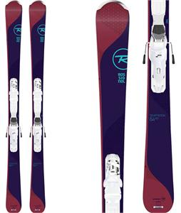 Rossignol Temptation 84 HD Skis w/ XPress W 11 Bindings