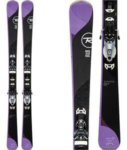 Rossignol Temptation 88 HD Skis w/ Konect NX 12 Dual WTR Bindings