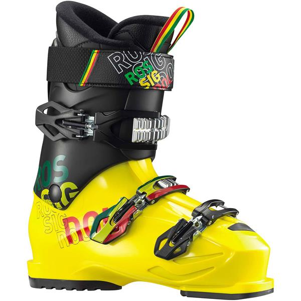 Rossignol Tmx 90 Ski Boots Yellow U.S.A. & Canada