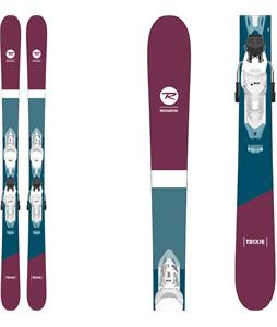Rossignol Trixie Skis w/ Xpress W 10 GW Bindings