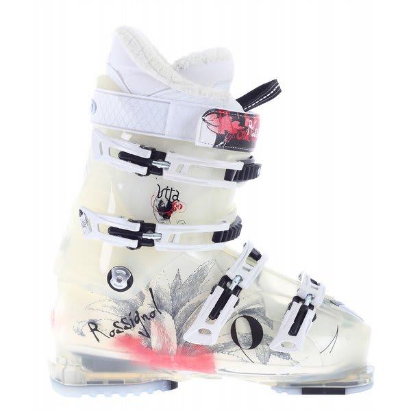 Rossignol Vita Sensor 80 Ski Boots Transparent U.S.A. & Canada