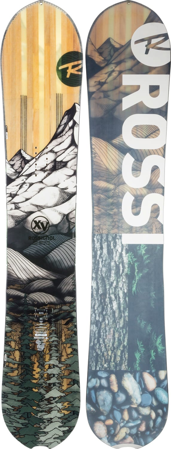 Image of Rossignol XV Snowboard