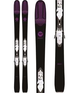 Rossignol Spicy 7 Skis w/ Xpress 10 Bindings