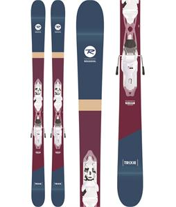 Rossignol Trixie Skis w/ Xpress 10 Bindings