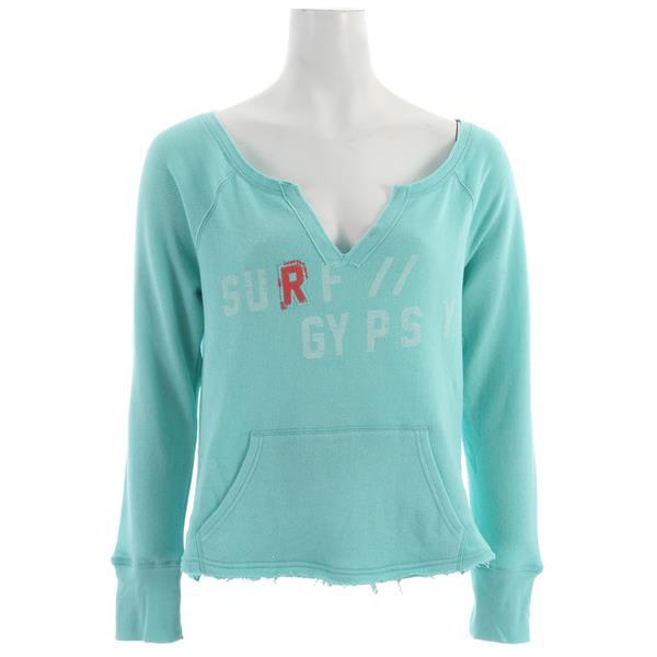 Roxy Been A Blast Sweatshirt Water U.S.A. & Canada