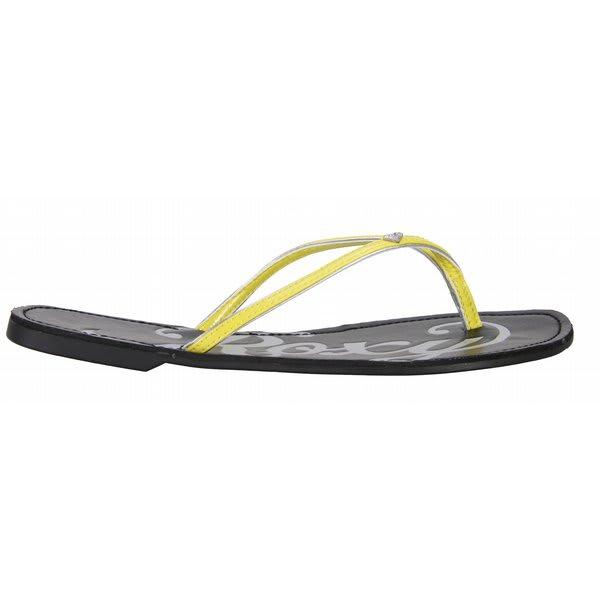 Roxy Blondie Sandals Black U.S.A. & Canada