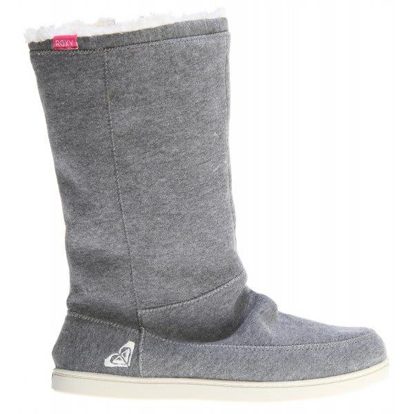 Roxy Cedar Casual Boots Charcoal U.S.A. & Canada