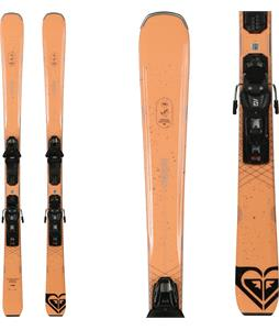 Roxy Dreamcatcher 75 Skis w/ M10 GW Bindings