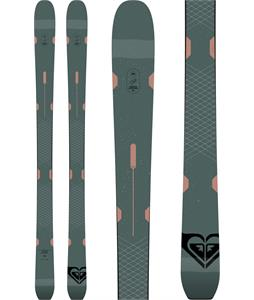 Roxy Dreamcatcher 85 Skis w/ M10 GW Bindings