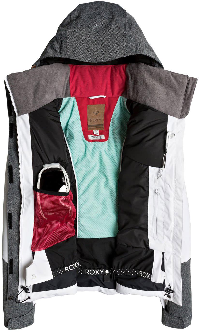 Roxy Flicker Snowboard Jacket - thumbnail 3 86c7c2aed