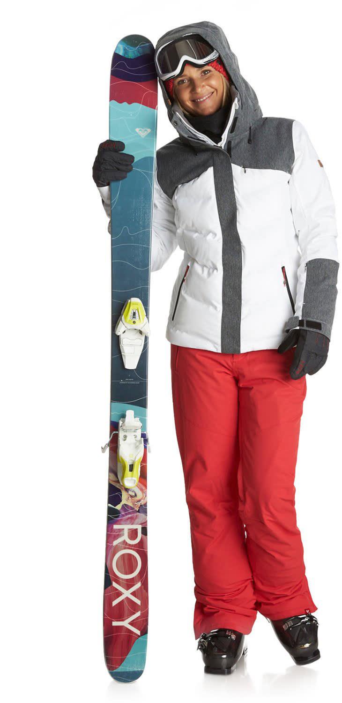 Roxy Flicker Snowboard Jacket - thumbnail 4 ab4fc6db2