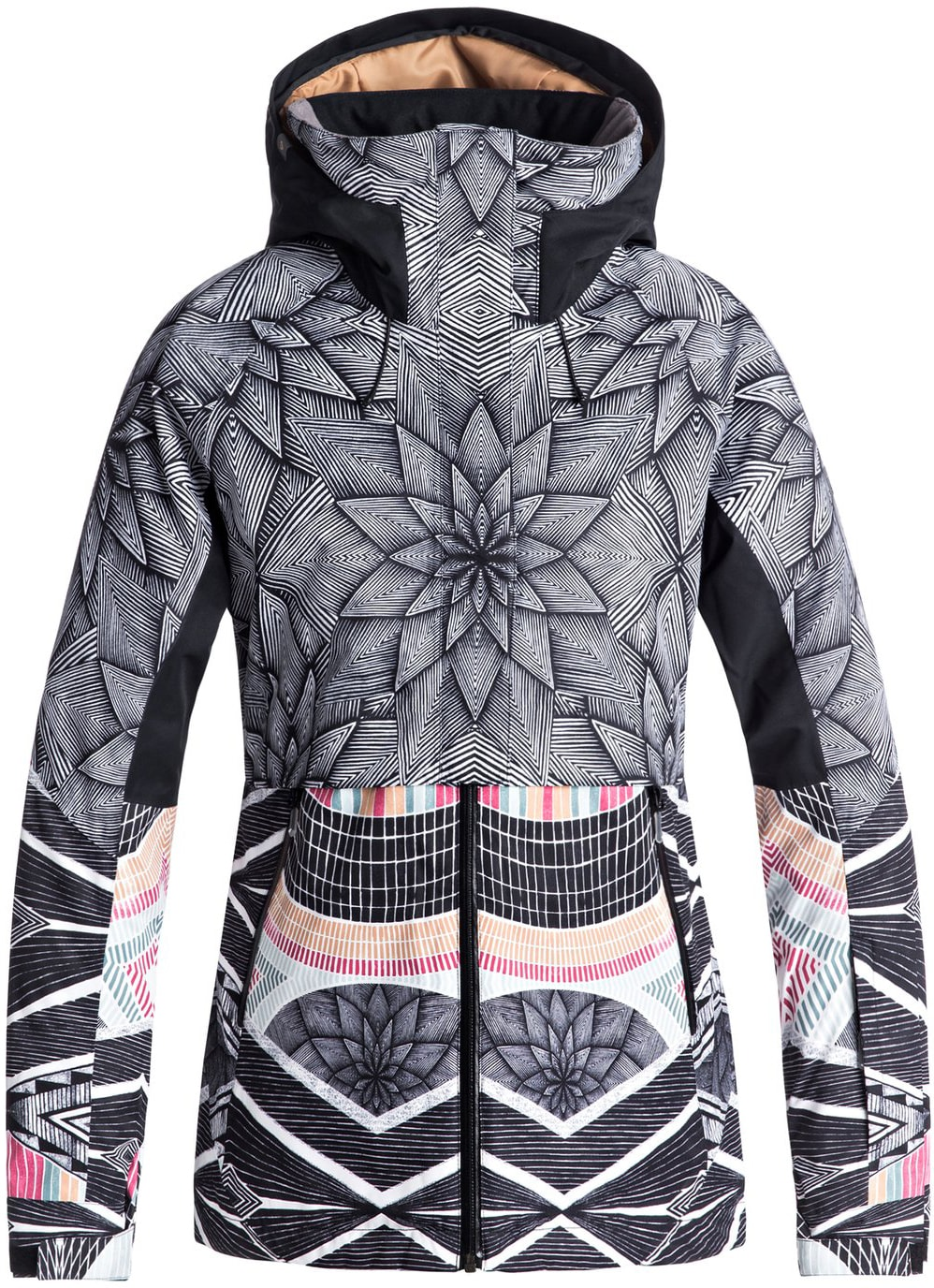 Roxy Frozen Flow Snowboard Jacket - Womens 2019
