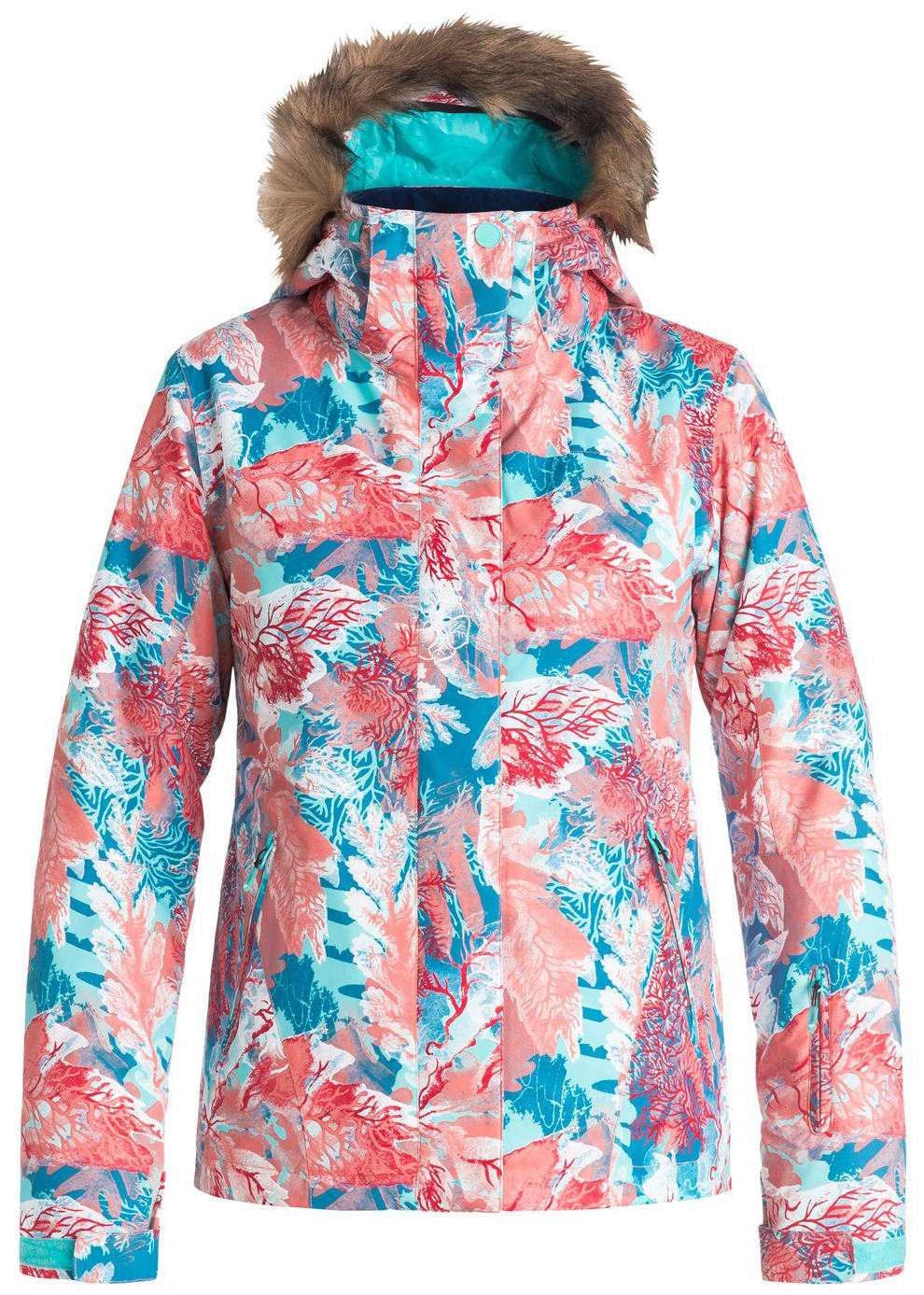 Roxy Jet Ski Snowboard Jacket - thumbnail 1 a6cc74a4209c