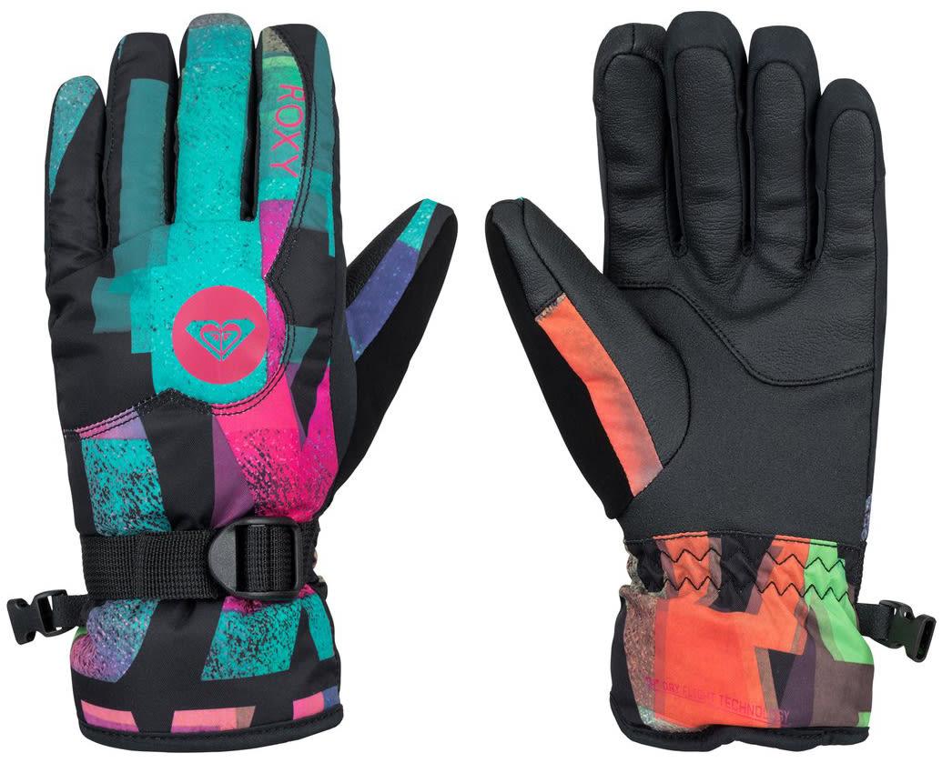 91b626cc1 Roxy Jetty (7-14) Gloves - Girls