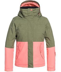 9fe74222cf Roxy Jetty Block Snowboard Jacket