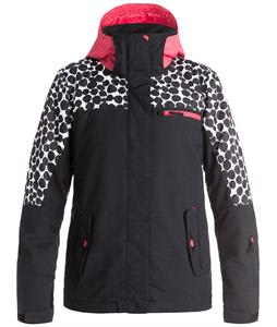 40fe4d4f215 Roxy Jetty Block Snowboard Jacket ...