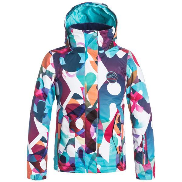 549a2fc8f Roxy Jetty Snowboard Jacket - Girls