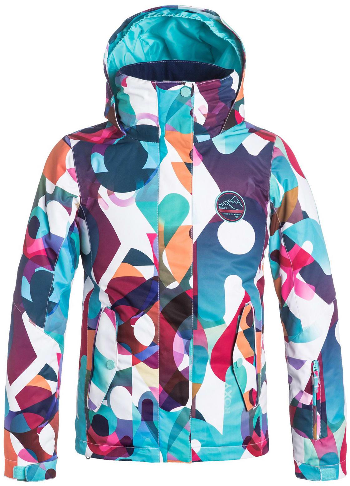 Roxy Jetty Snowboard Jacket Girls