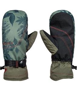 Roxy Jetty Mint Mittens